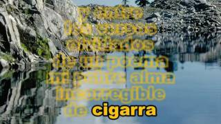 Alberto Plaza - A Mis Amigos karaoke letra lyric