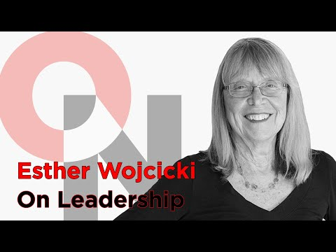 Let Your Child Be Who They Want To Be | Esther Wojcicki | FranklinCovey clip