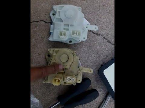 2004 Odyssey Ex Front Door Lock Unlock Problem Fixed For 10 00