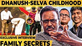 Even Selvaraghavan is now fighting to come, Dhanush – Selva Childhood Stories   Kasthoori Raja Breaks !!