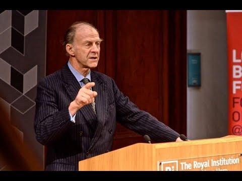 Sir Ranulph Fiennes - Captain Scott