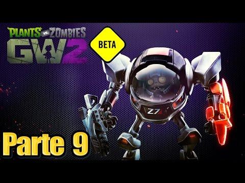 Plants vs Zombies Garden Warfare 2 BETA - Parte 9 PARTIDA CASI PERFECTA - Español