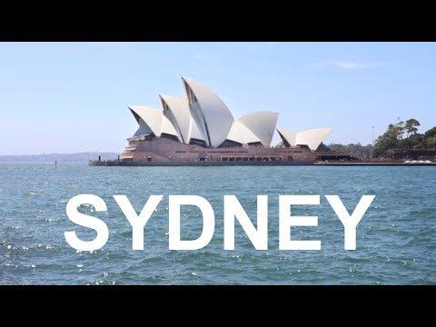 Sydney time laps - Beautiful Australia