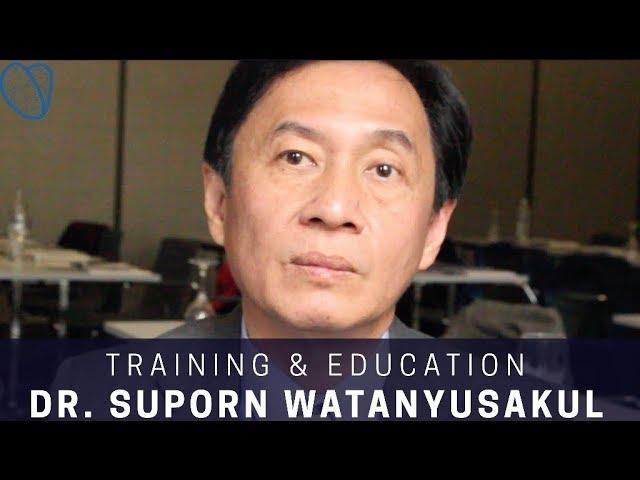 Dr. Suporn Watanyusakul attends Observership | FACIALTEAM Training & Education
