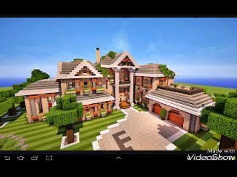 Minecraft Les Plus Belles Maisons Gamboahinestrosa