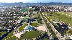 Shamkir Azerbaycan//Şemkir şeheri
