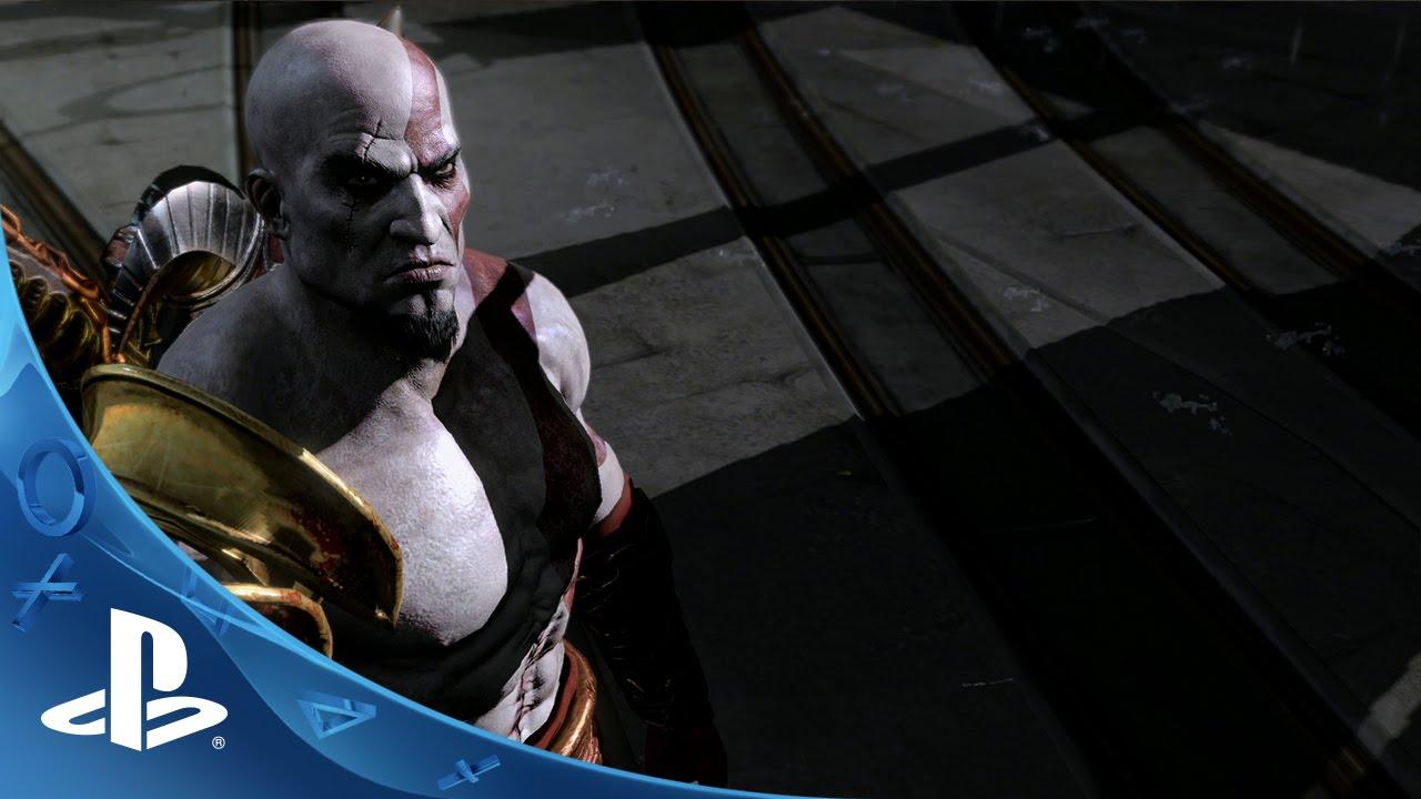 Round Up: God of War III Remastered PS4 Reviews Seek Revenge - Push