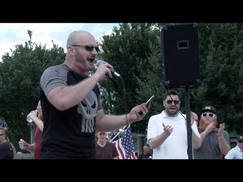 Christopher Cantwell on the tactics of the left