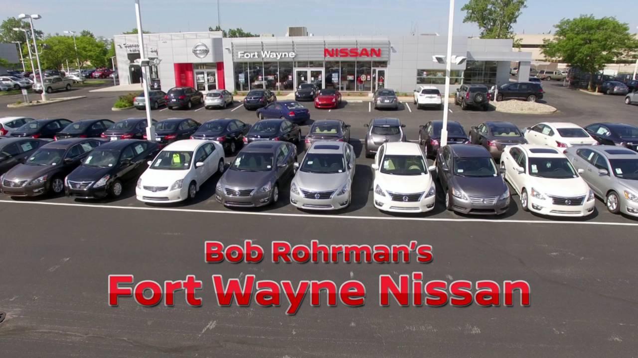 Nissan Fort Wayne >> Fort Wayne Nissan September 2016 Labor Day Youtube
