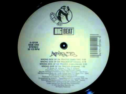 Artifacts - Wrong Side Of Da Tracks (1994) [HQ]