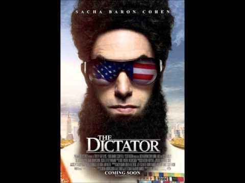 Cancion de la pelicula El dictador , aladeen