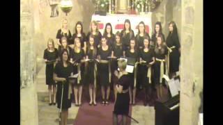 Zbor mladih župe Lobor   Tvoja zemljasolo Ana Adanić