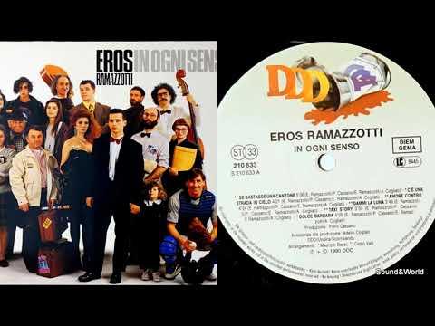 Eros Ramazzotti – In Ogni Senso (Vinyl, LP, Album) 1990.