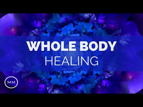 Whole Body Healing - Full Body Regeneration - 3.4 Hz & 7.83 Hz Binaural Beats