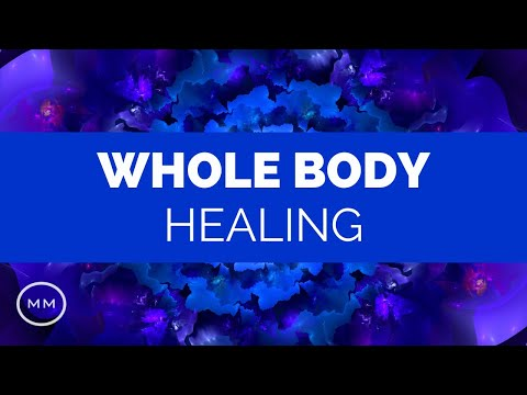 Whole Body Healing - Mind / Body Regeneration - 3.4 Hz + 7.83 Hz - Binaural Beats - Meditation Music