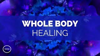 Whole Body Healing - 528 Hz & 3.4 Hz - Mind / Body Regeneratio…