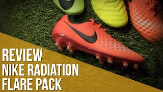 Review Nike Radiation Flare Pack