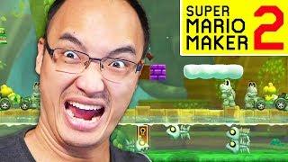 JE DÉTRUIS VOS NIVEAUX SUR SUPER MARIO MAKER 2 !