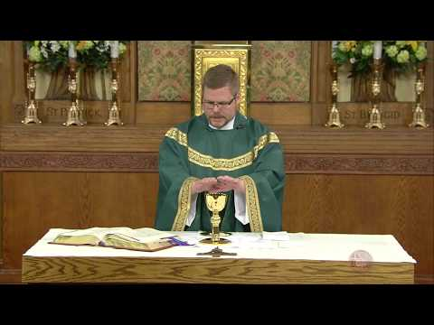 CatholicTV Mass: 10/26/17 | 29th Thursday in Ordinary Time