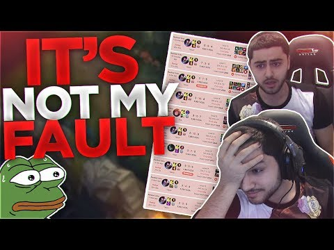 Yassuo | IT'S NOT MY FAULT!!!