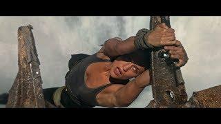 На волоске от СМЕРТИ! Борьба за ЖИЗНЬ! / Tomb Raider: Лара Крофт (2018)