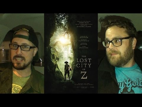 Midnight Screenings - The Lost City of Z