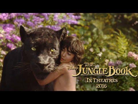 ตัวอย่างหนัง The Jungle Book (เมาคลีลูกหมาป่า) ตัวอย่างที่ 2 ซับไทย