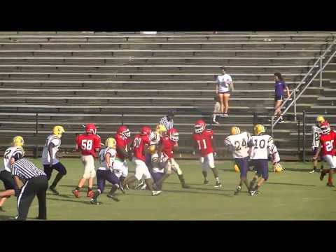 Dodge co  vs Bleckley middle school