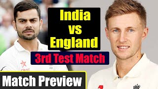 India Vs England 3rd Test Match Preview:Can Virat Kohli Fight to Remain in Series|वनइंडिया हिंदी