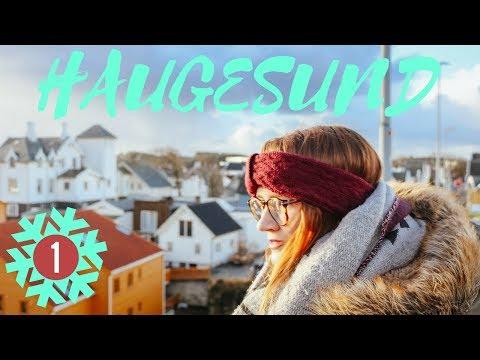 CHRISTMAS HYGGE IN HAUGESUND, NORWAY // VLOGMAS #1 | snowintromso
