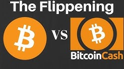 BTC vs BCH Flippening Over? Bitcoin, Bitcoin Cash Chart Price Breakdown