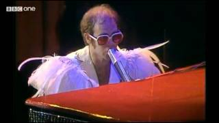 2013 BBC interview with Elton John on his life and music