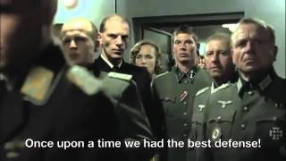 Hitler gets informed about the Ibrahimovic/Silva transfer to PSG