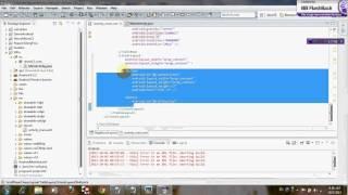 Hướng dẫn thiết kế giao diện ứng dụng Android trên Eclipse