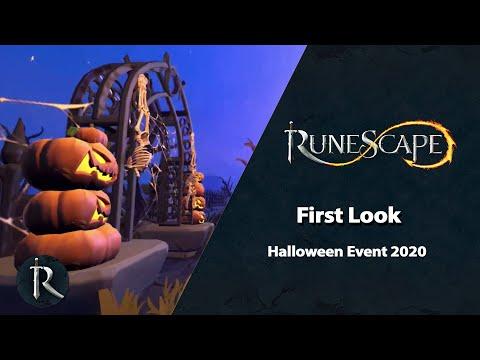 2020 Halloween Event Rs Halloween 2020 Event – First look // RuneScape Weekly Stream (Oct