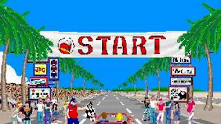 Game | OutRun Complete Playthrough Funny Ending Sega Arcade Version | OutRun Complete Playthrough Funny Ending Sega Arcade Version
