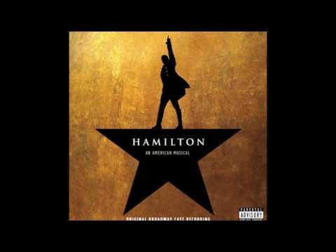 """A Winter's Ball"" - Hamilton  (Karaoke/Instrumental)"