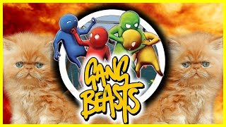 Family Fun Time! |Gang Beasts|