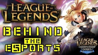 League of Legends: Behind the eSports PAX Prime 2014