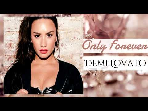 Demi Lovato - Only Forever (Karaoke With Backing Vocals)