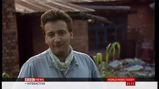Fergal Keane steps down because of PTSD (BBC/(Global)) - BBC News - 24th January 2020