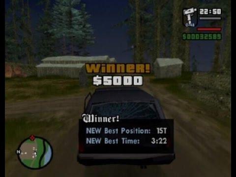 GTA san andreas: how to skip missions pc cheats (parody)