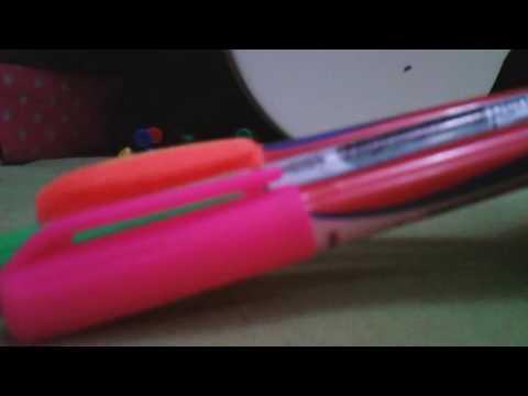 Tükenmez Kalem Koleksiyonum