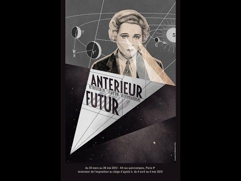 FUTUR ANTERIEUR Exhibitiony at agnès b  a film by Farid Lozès et Jean-François Sanz (2012)