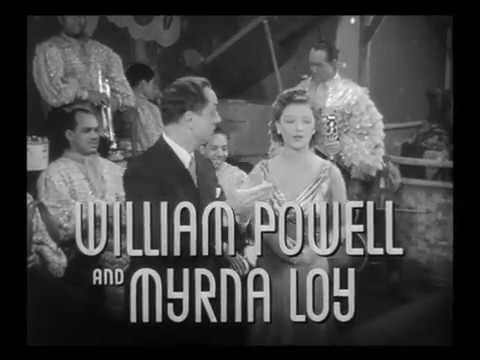 Another Thin Man 1939 Movie   William Powell, Myrna Loy & Virginia Grey