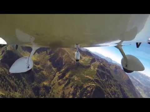 Enjoy the freedom - Flying in Austria
