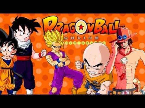 Dragon Ball Online - Gohan Style !!!