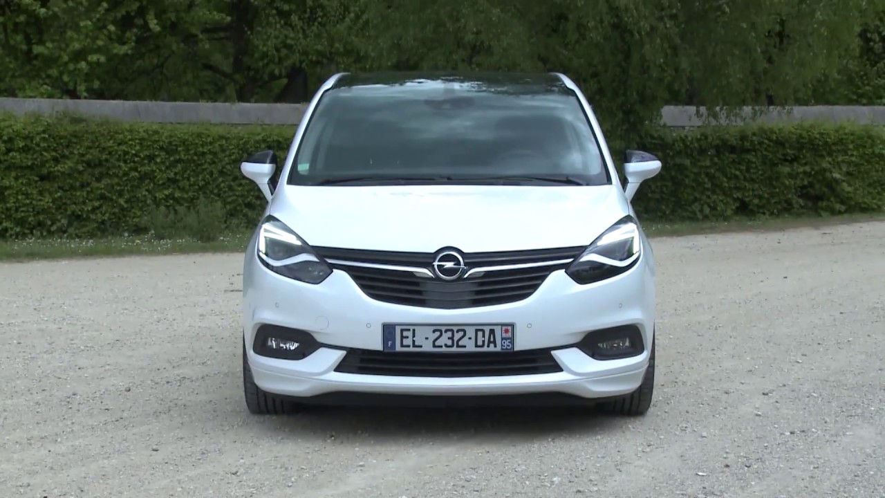 essai opel zafira 2 0 cdti 170ch elite youtube. Black Bedroom Furniture Sets. Home Design Ideas