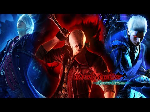 Devil May Cry 4 Special Movie  Shall Never SurrenderDevils Never Cry Mix
