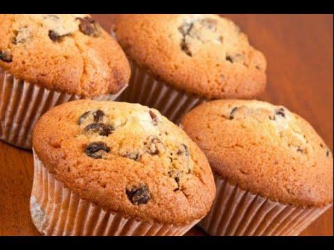 recette-des-muffins-moelleux-au-raisin-secs/-ميفين-باللعنب-المجفف